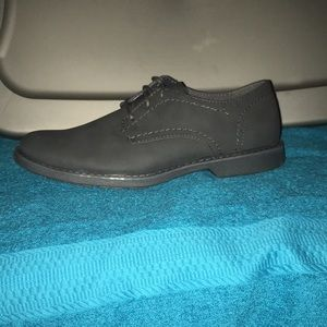 Gray Men dress shoes
